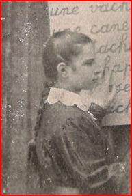 Anne-Marie Poyet, l'amie devenue ouvrière.