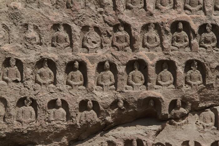 Art et Culture 2:  Grottes de Yungang: éblouissants bouddhas