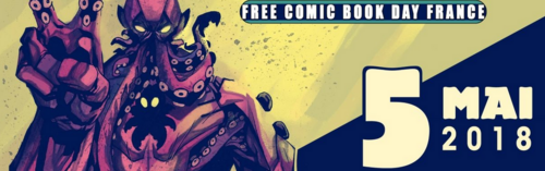 Free Comic Book Day 2018