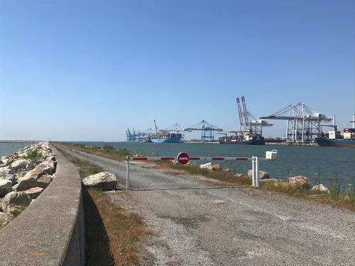 visite du port