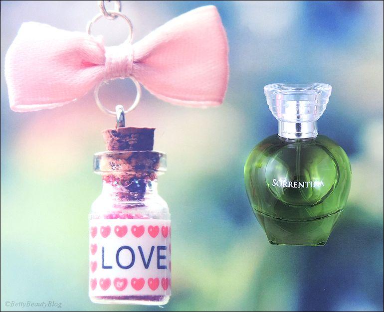 Sorentina l'envolée parfumée de Pierre Ricaud
