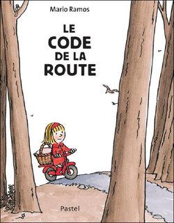 Le code de la route : écriture du texte