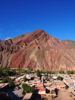 Purmamarca - Cerro de los 7 colores