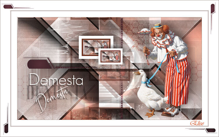 Demesta  de Noisette