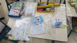 centre de maths: organisation