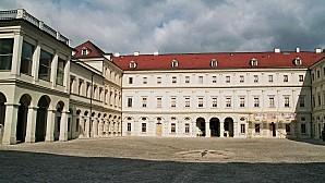 AllemagneEst+-+Weimar+-+Cour+du+Chateau