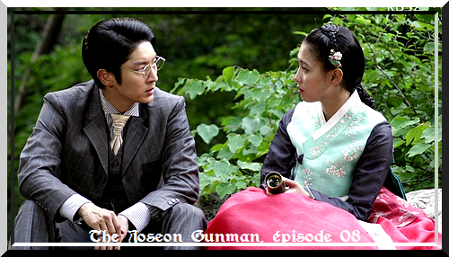 The Joseon Gunman, épisode 08 vostfr