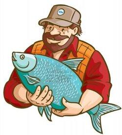 Du poisson: j'ai faim!