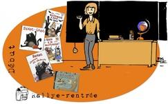 Rallye-lecture : rentrée CE1-CE2