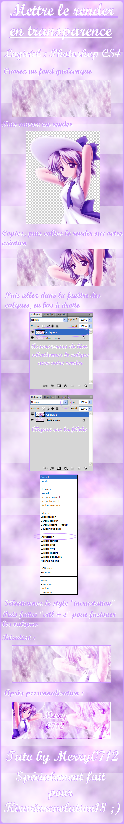 Libre Service Montages pour blogs