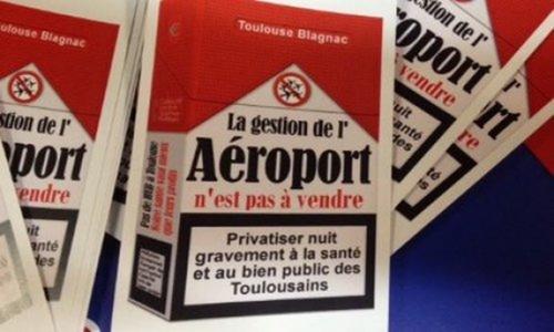 Campagne pour le référendum contre la privatisation d'ADP, signons !