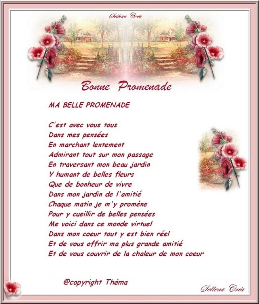 38 - Ma belle Promende