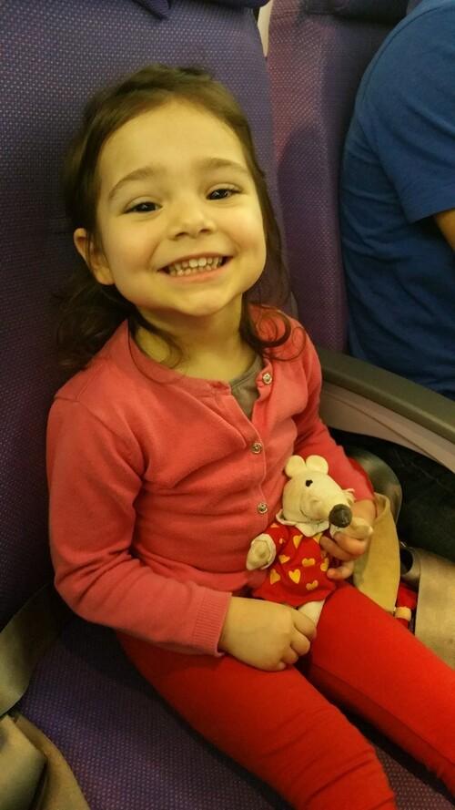 Notre Petite Mimi voyage...