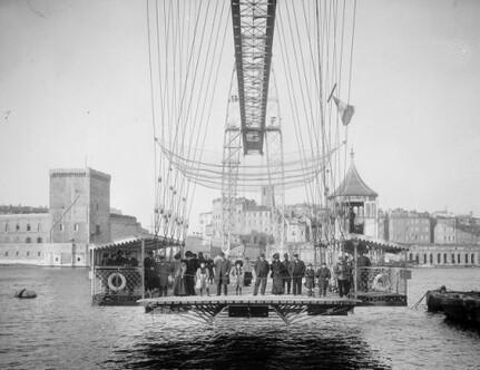 Marseille Pont Transbordeur 2