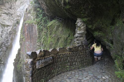 Baños, un pied dans l'Oriente...