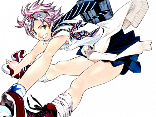†Episode  Air Gear