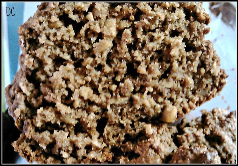 Moelleux au tofu, chocolat et abricots secs ...