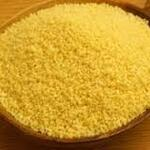 La semoule de blé