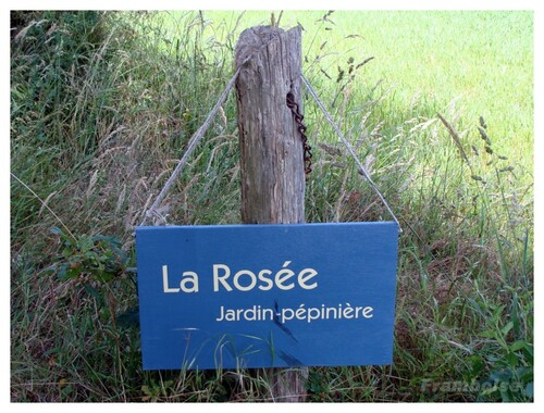 Pépinière La Rosée