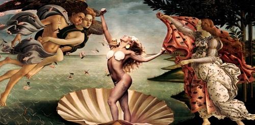 Vénus, les vénusiennes