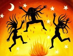 Fête du solstice le 20 juin 2015 Musique & danse