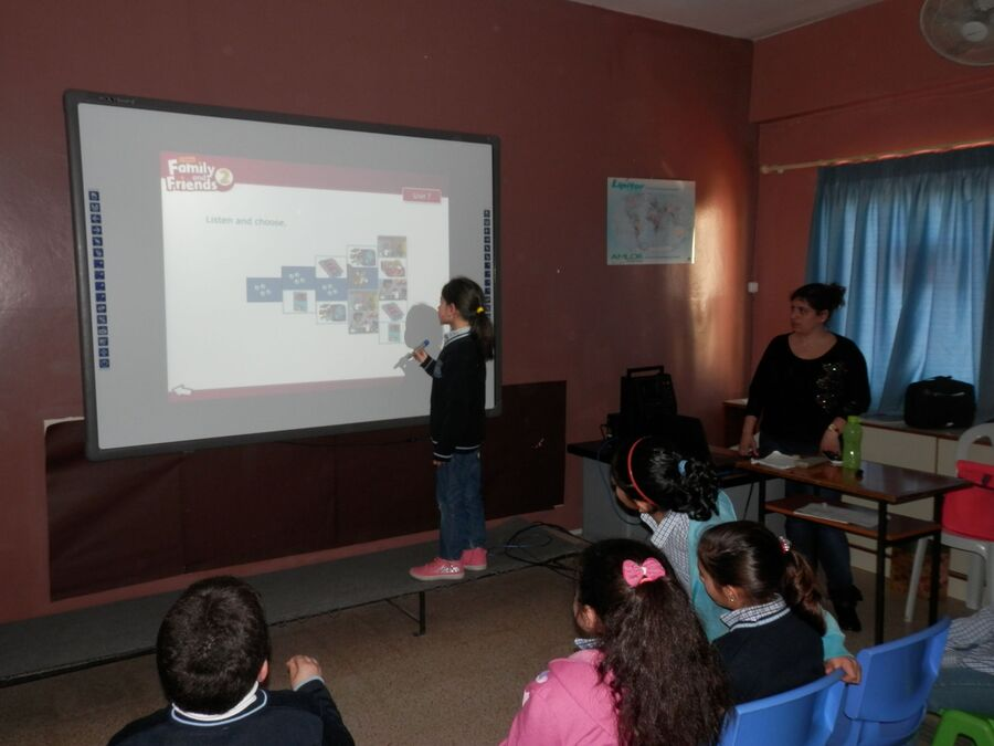 he benefits of using a Smart Board in the classroom as a teaching tool