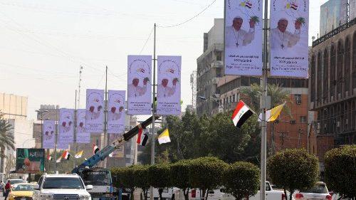 Le Pape en Irak: repartir d'Abraham pour se reconnaître comme frères