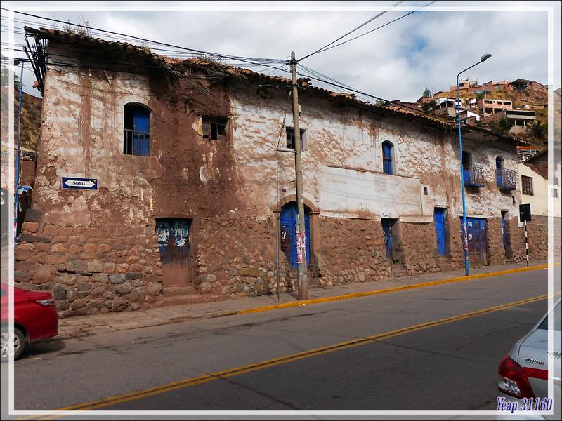 Cuzco ; dans la rue Saphi - Pérou