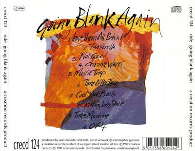 Deuxième essai transformé: Ride - Going Blank Again (1992)