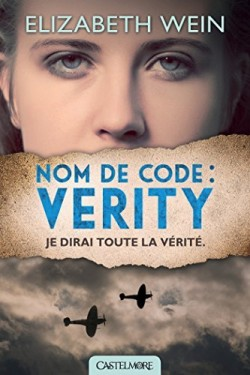Couverture de Nom de code : Verity