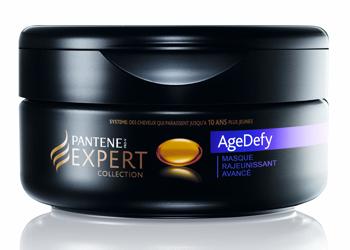 les shampoings et soins capillaires pantene sont vendus dans plus de 50pays