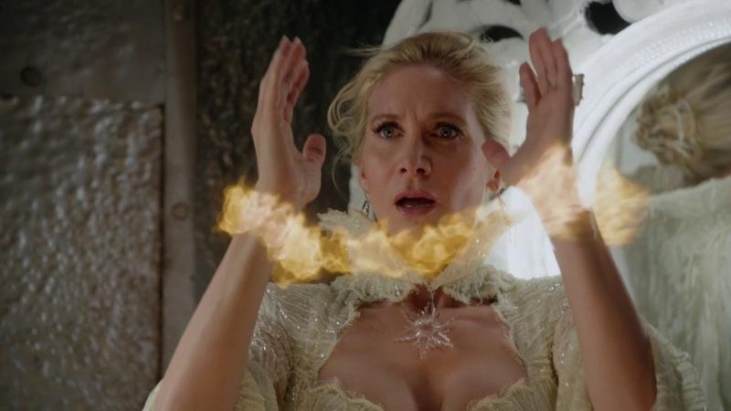 Ingrid/La Reine des Glaces
