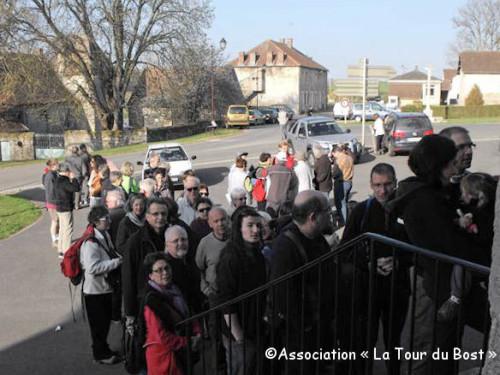 Rallye : plus de 250 marcheurs !