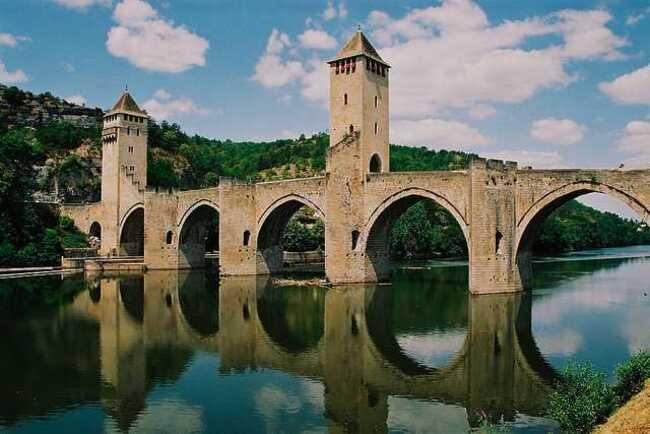 """Beauté de la nature """"Les ponts"""""""