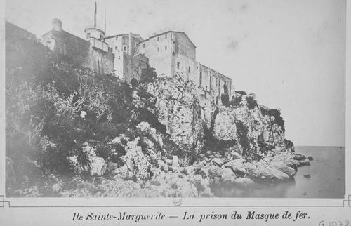 La prison du masque de fer - Ile Sainte Marguerite