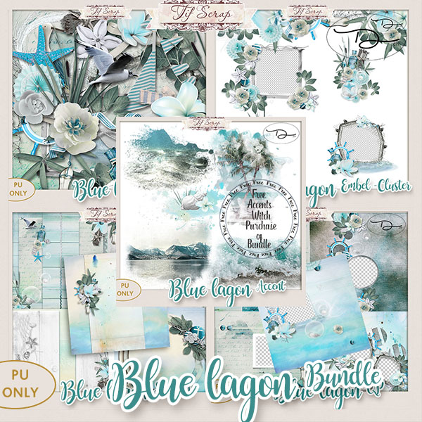 Blue Lagon Bundle