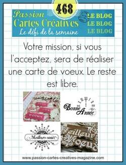 Passion Cartes Créatives #468