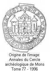 Sceau médiéval: modèle utilisé pour la sculpture - Arts et sculpture: sculpteur, artisan d'art