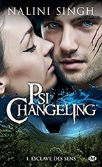 Psi-changeling, Tome 01 :