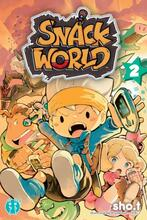 Snack World tome 2