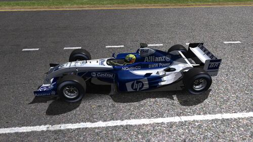 Team : BMW Williams F1 Team