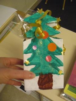 De retour avec des idées pour l'Avent et Noël !