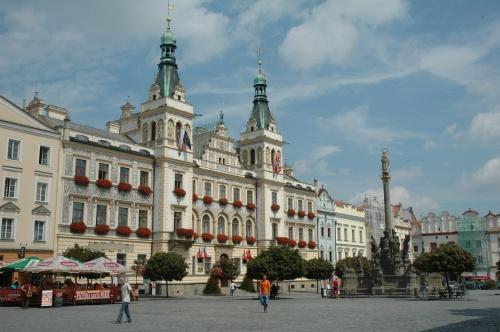 Pardubice  hotel de ville