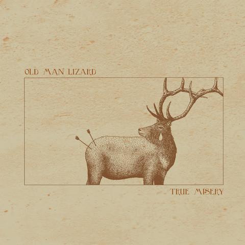 """OLD MAN LIZARD - Les détails du nouvel album True Misery ; Clip """"Snakes!!!"""""""