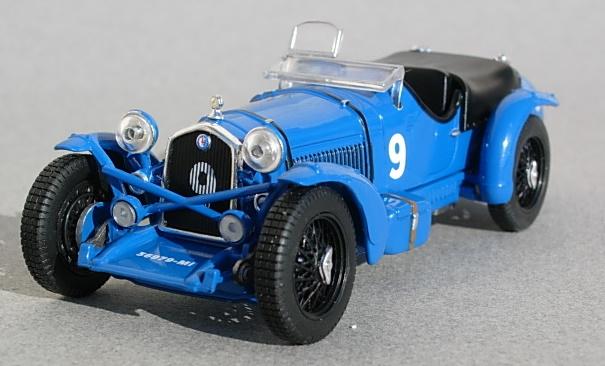 Alfa Roméo au Mans 1930-1939