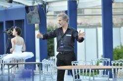 2012-07 Répétition au musée Rodin avec Ghislain de Compreignac