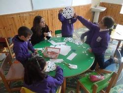 Les activités de l'école