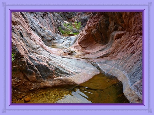 L'eau et la pierre