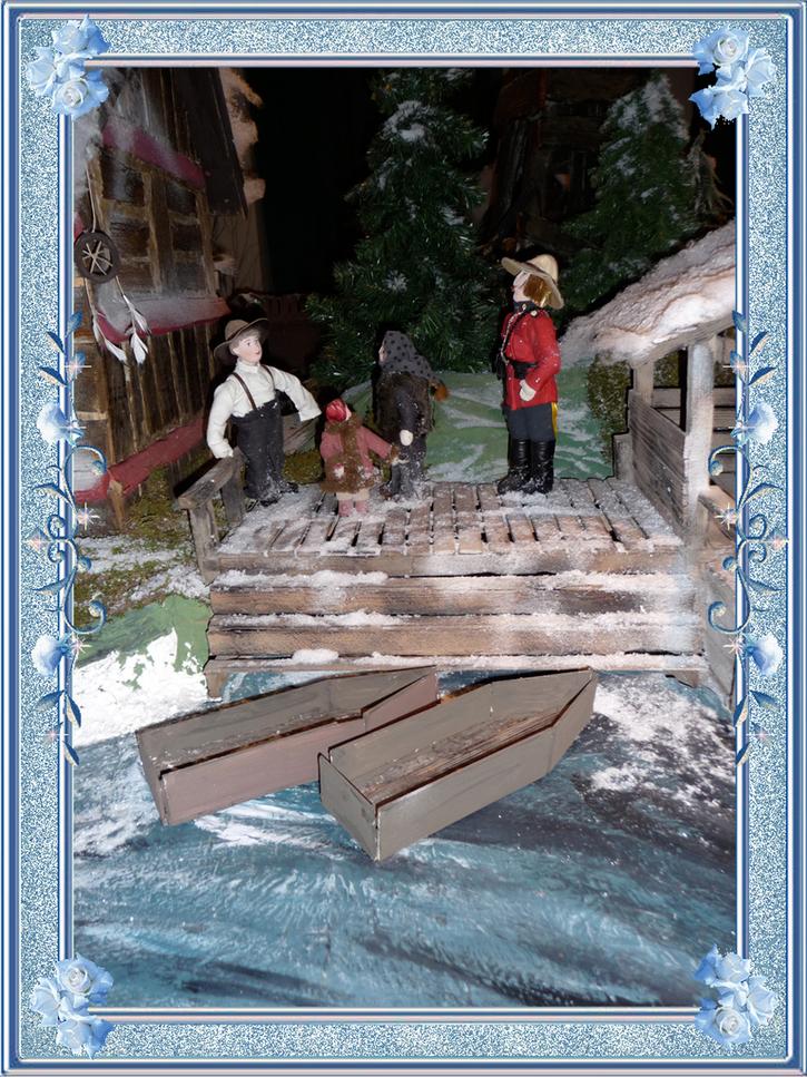 Expositions de Noël:  2013 - Amérique du Nord - Partie 1 - de Philippe