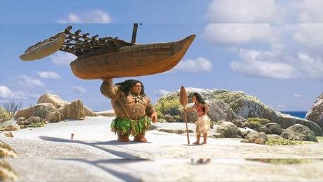 Vaiana, la légende du bout du monde (Disney)